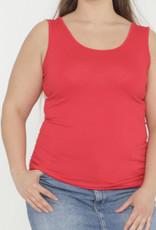 EMB Top basic rouge