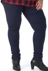 Christy Pantalon slim  CHRISTY bleu marine