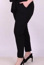 EMB Pantalon ceinture noir