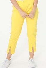 Pantalon 7/8eme jaune