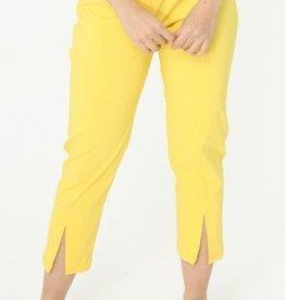 EMB Pantalon 7/8eme jaune