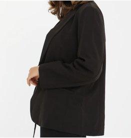 Veste costume classique noire