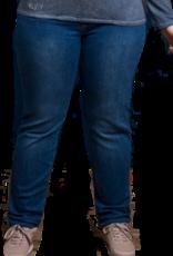 EMB Jeans droit très long
