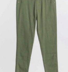EMB Pantalon slim CHRISTY  kaki