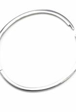 EMB Bracelet message argenté