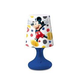 Lampe Mickey sur piles