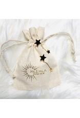 Boucles d'oreille étoile MILE MILA doré