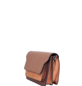 EMB Sac brun bicolore