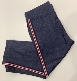 EMB Jeans legging avec ligne sur le coté