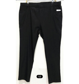 Pantalon noir stretch
