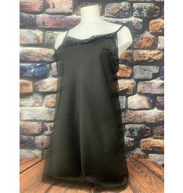 Sous robe dentelle TU noire