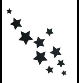 Envolée d'étoiles (10 pièces)