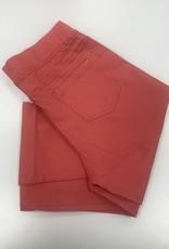EMB Pantalon slim  CHRISTY rose
