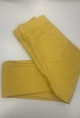 Christy Pantalon slim CHRISTY jaune