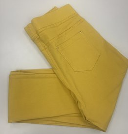 Christy Pantalon slim CHRISTY jaune