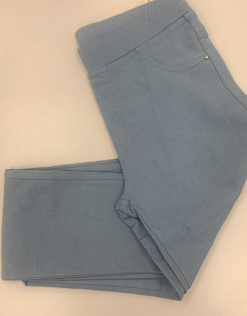 Christy Pantalon slim  CHRISTY bleu clair