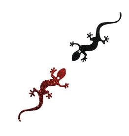 M Paris Liza Duo Noir et rouge