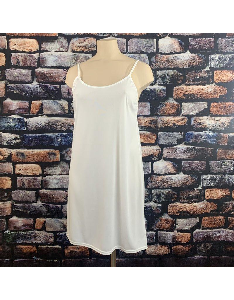 Sous robe blanche