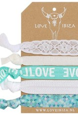 "Love Ibiza Love Ibiza ""Cotton Beach"""