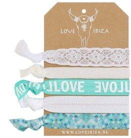 "Love Ibiza Love Ibiza ""Cotton Beach"""