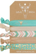 "Love Ibiza Love Ibiza ""Aqua chic"""