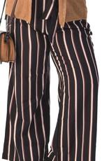 EMB Pantalon fluide ligné