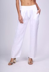 EMB Pantalon lin