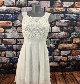 Robe blanche XS S