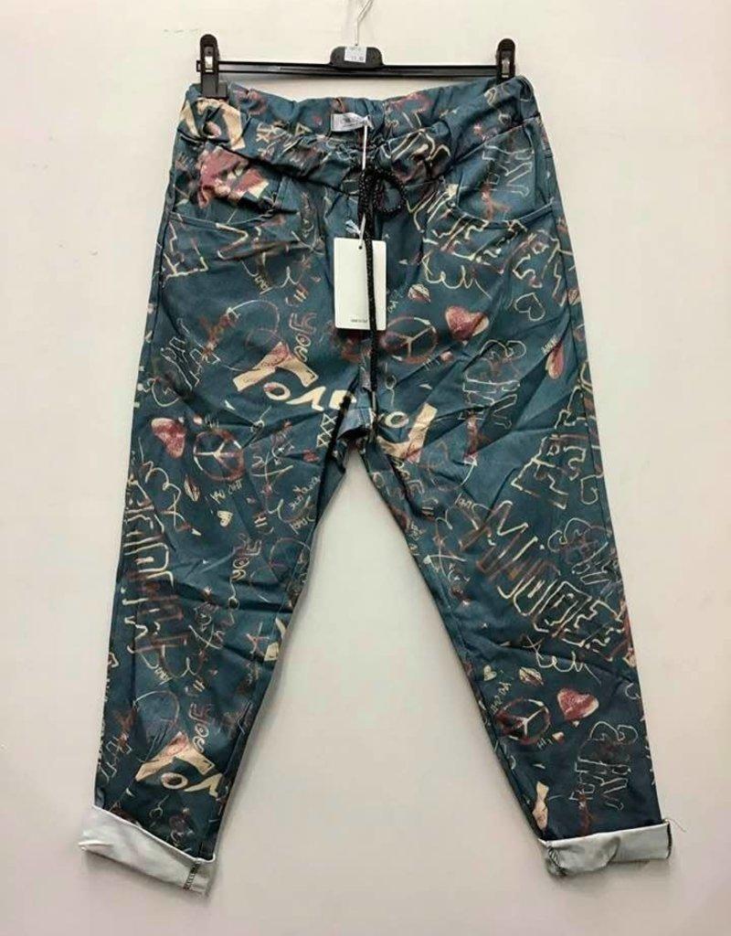 EMB Pantalon canard freedom