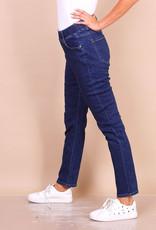 EMB Jeans droit élastiqué  push up