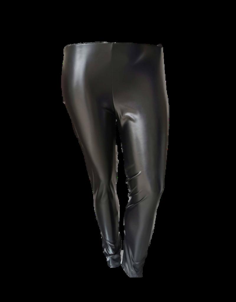 EMB Pantalon huilé slim taille haute
