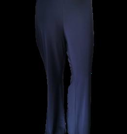 EMB Pantalon fluide marine bootcut