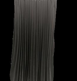 Christy Jupe longue plissée Noire