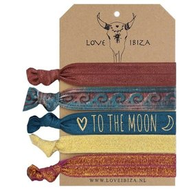 Love Ibiza Emerald Moon