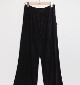 2W Pantalon fluide noir