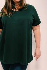 EMB Tee shirt basic noir TU