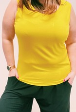 EMB Top basic jaune