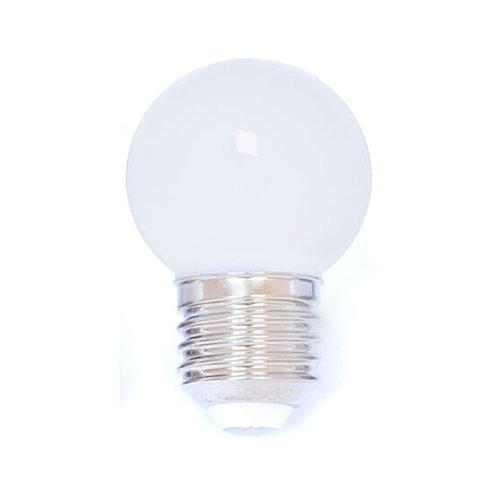Ampoule LED blanc froid, 1 watt