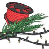 Eclairages de Noël et guirlandes lumineuses