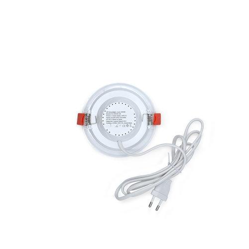 Plafonnier intensif LED rond - 6 watt - Ø115mm
