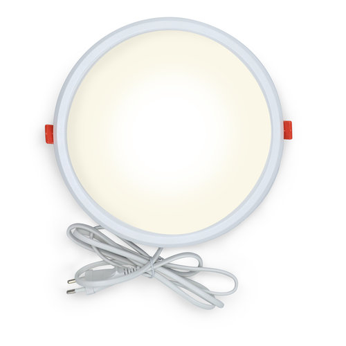 Plafonniers intensifs LED ronds - 18 watt - Ø220mm