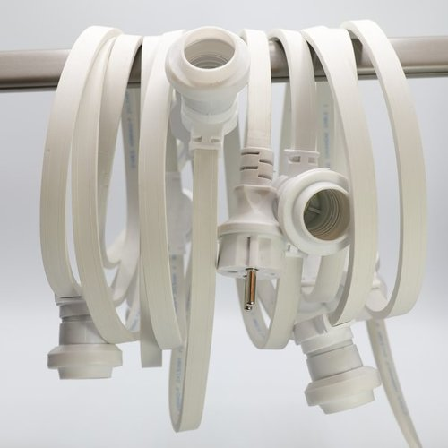 Guirlande lumineuse blanche | 10 - 50 mètres