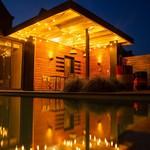 Kit guirlande guinguette 3 watts, ampoule filament à intensité variable, de 5 à 100 mètres.