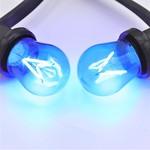 Ampoule filament de 3,5 watts, dimmable, bleu