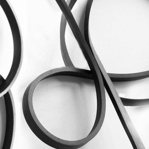 Câble séparé sans raccords - noir