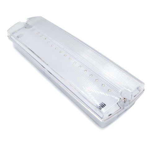 Luminaires de surface de 3 watts OTG-KL avec autotest, IP65