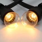 Kit guirlande avec ampoules LED dans le fond