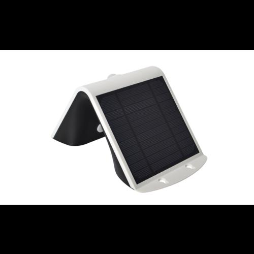 Applique solaire Single Conan avec capteur - blanc