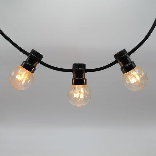Ampoule - 0,7W blanc chaud sur bâtonnets (sans culot E27)