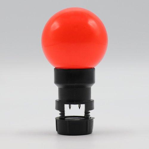 Ampoule -  Rouge (sans raccord E27)